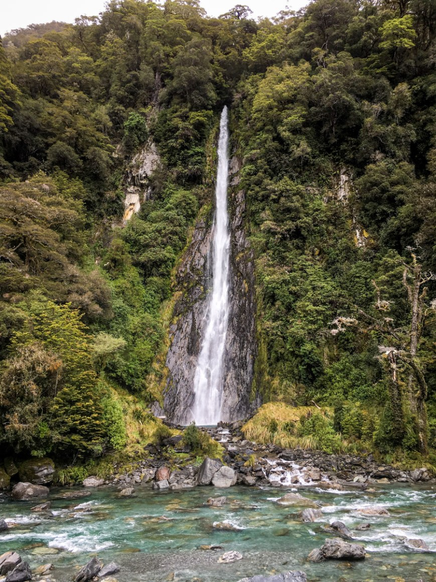 New Zealand Waterfalls
