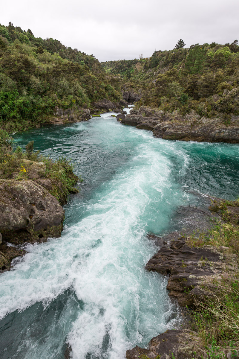 Aratiatia Dam Near Topau