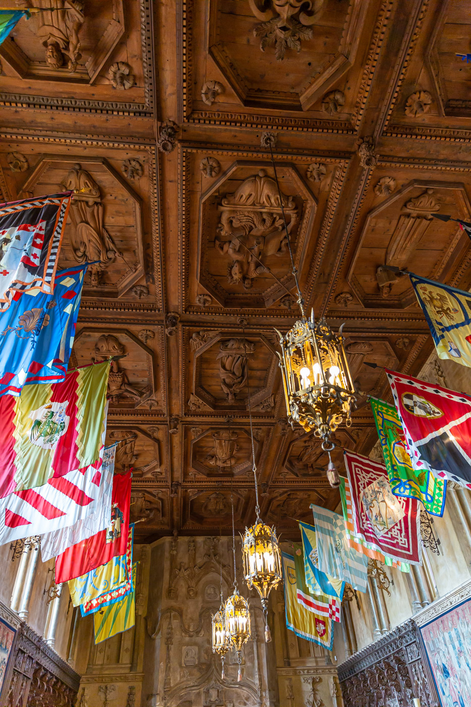 The Reflectory, Grand Rooms Tour. Hearst Castle Tours