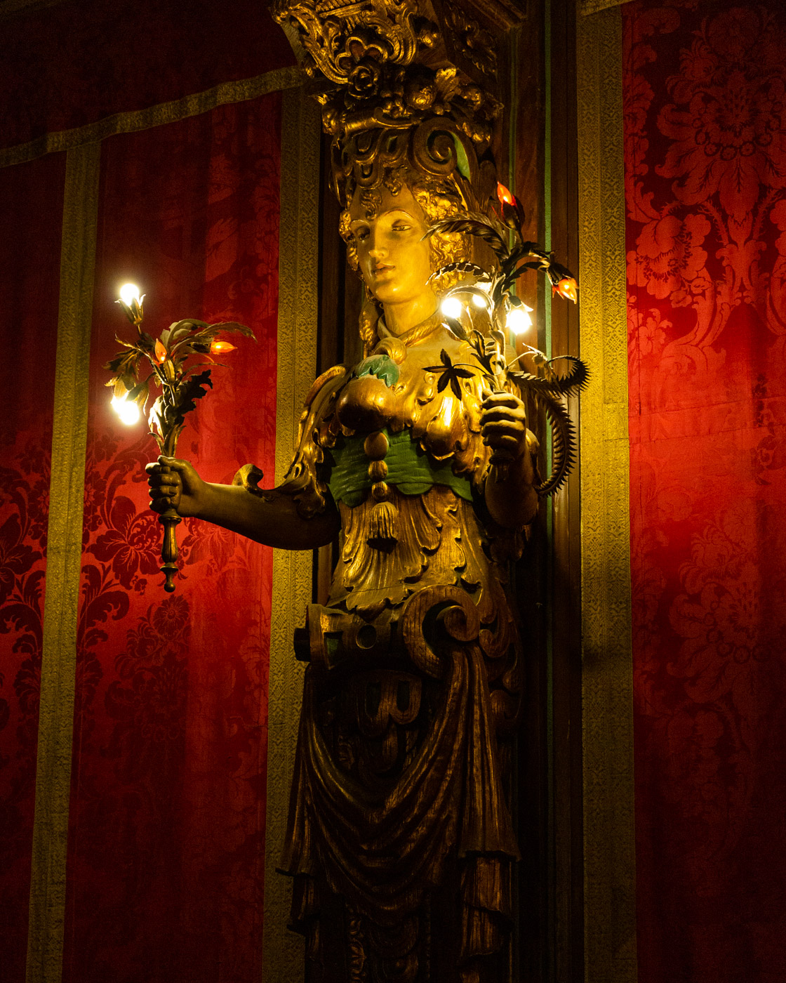 The Movie Theater, Grand Rooms Tour. Hearst Castle Tours