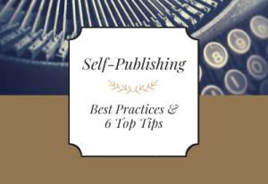 self-publishing best practices