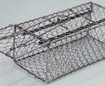Small Rodent Trap. Photo by Stephen M. Vantassel.