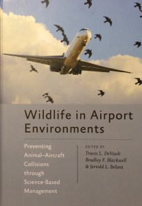Wildlife in Airport Environments. 2013. Photo by Stephen M. Vantassel.
