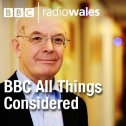 Stephen M. Vantassel's debate on animal rights on the BBC All Things Considered