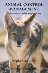 Cover of Animal Control Management by Stephen Aronson
