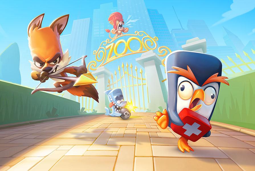 Zooba Games Wildlife
