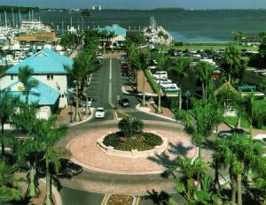 View of Fort Pierce Florida