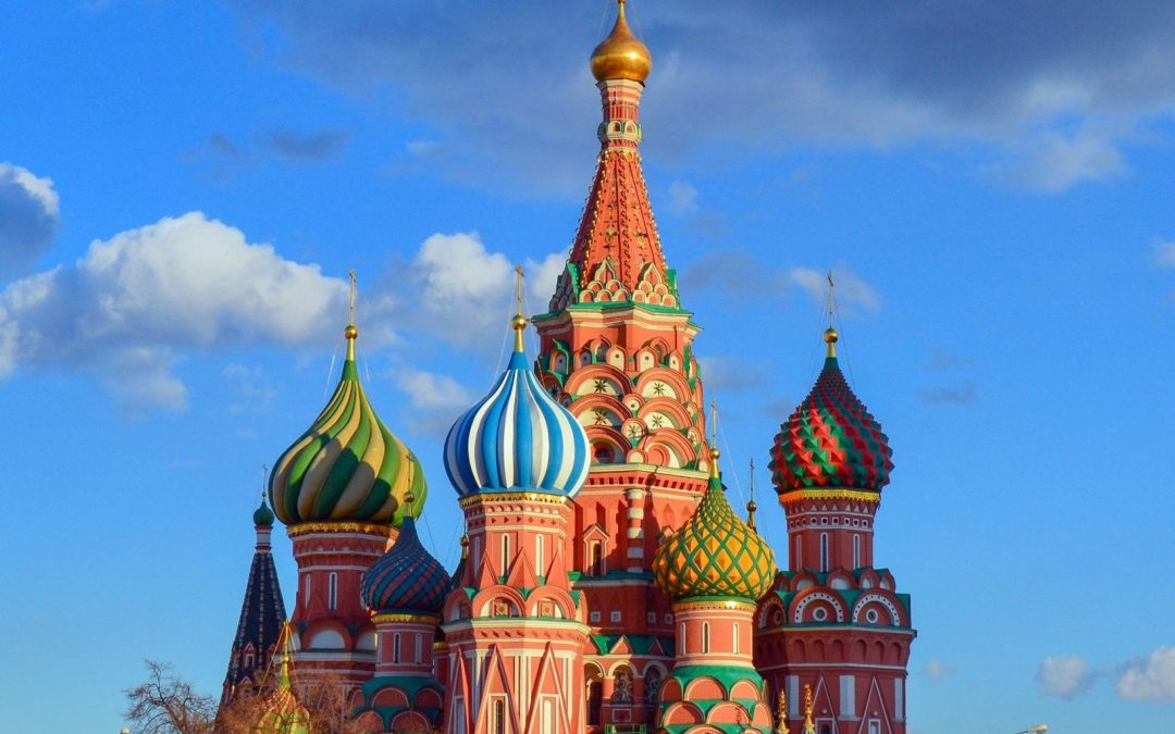 Russian Buildings and Architecture