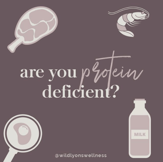 Are You Protein Deficient?