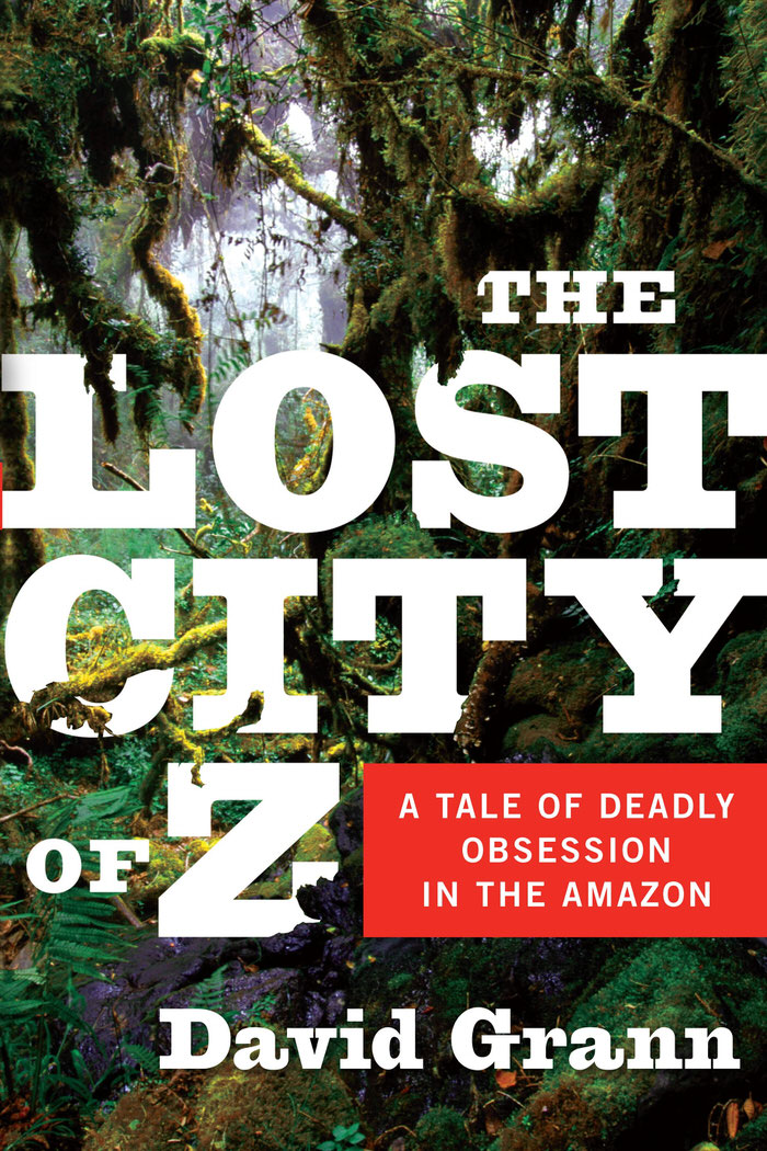 The Lost City of Z: Book Review + Movie Trailer