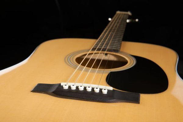 Recensione chitarra Recording King RD-10