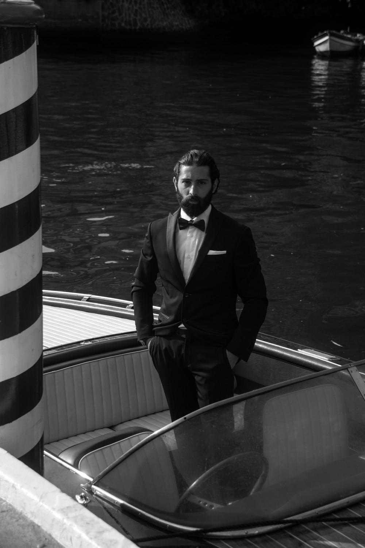 Classic Boat Venice Giulio Aprin