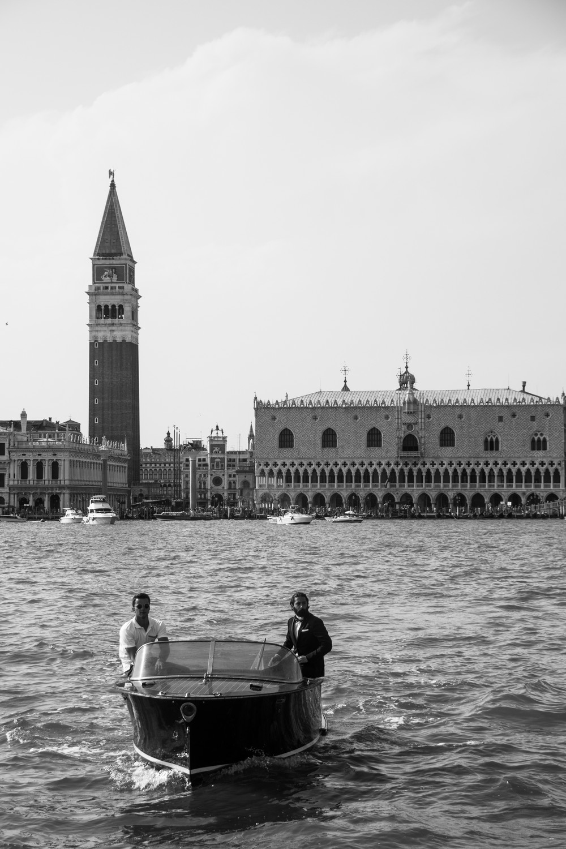 Classic Boat Venice