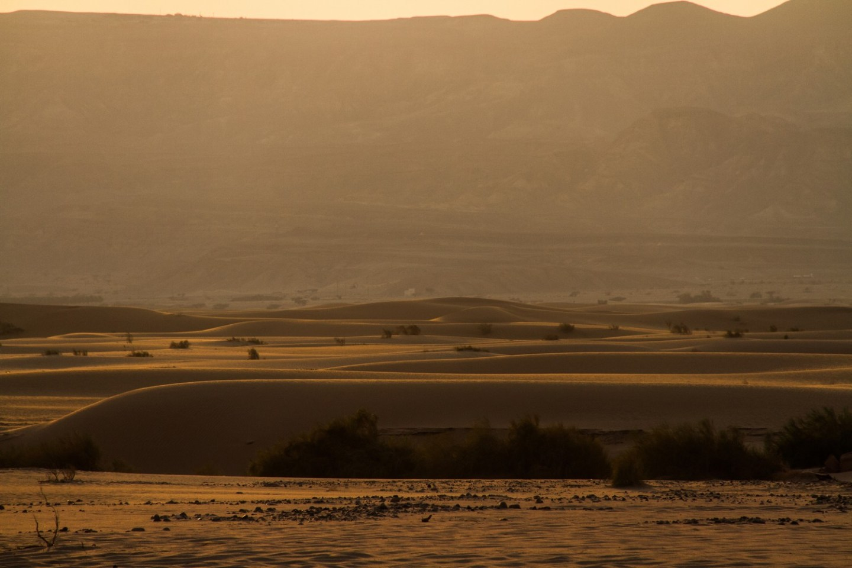 Aqaba Desert Dunes