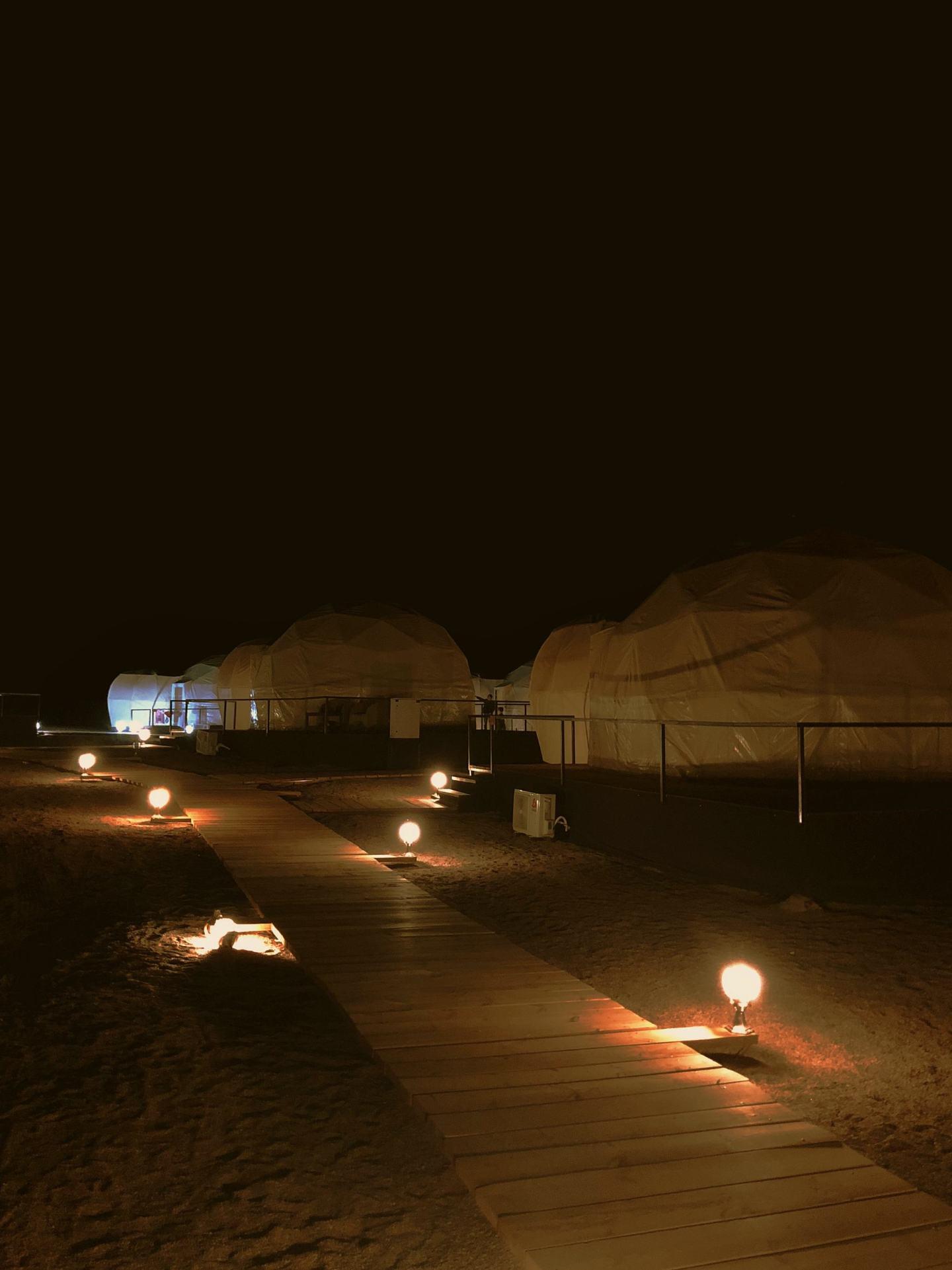 Wadi Rum Jordan Martian Camp