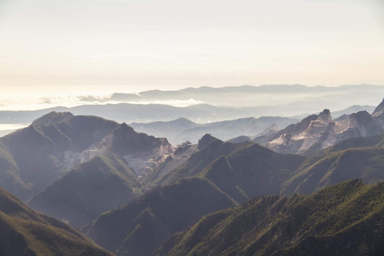 Schienale dell'Asino Apuan Alps