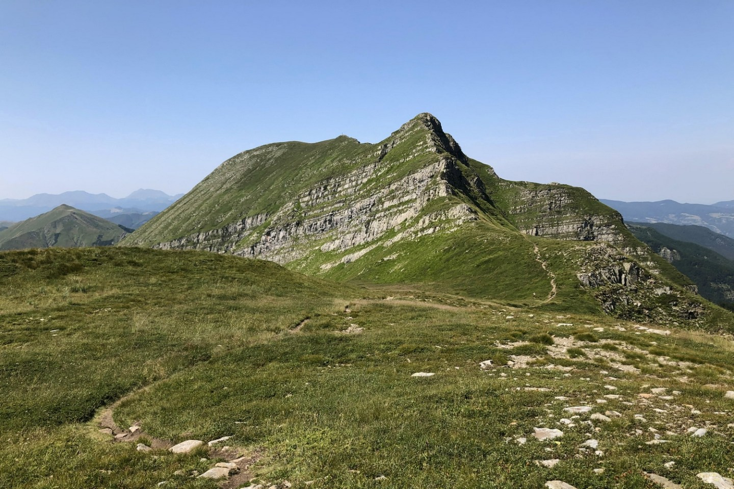 Monte Giovo Summer Ring Hike