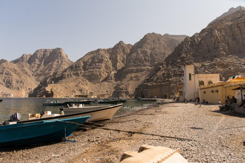Kumzar Village Oman Musandam