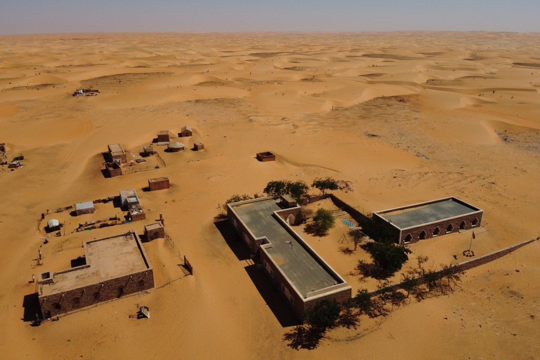 Chinguetti Desert Town Sahara