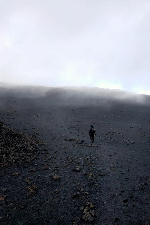 Etna Volcano Ascent Hike
