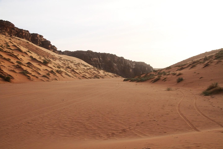 Vallée Blanche Mauritanie
