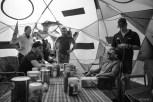 Ocular ultrasound training on Kilimanjaro