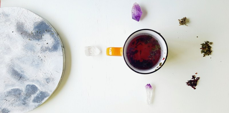 Herbal Witch – My Working Tea