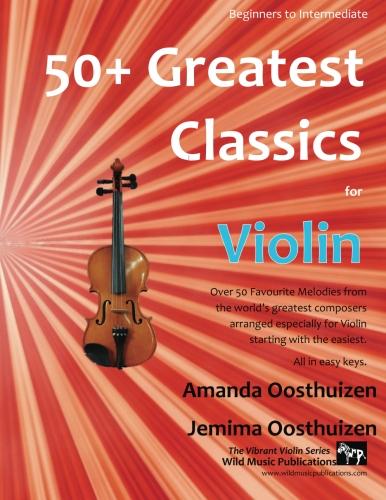 50+ Greatest Classics for Violin