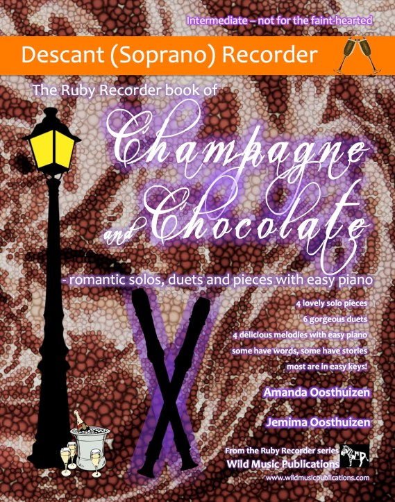 The Ruby Recorder book of Champagne and Chocolate