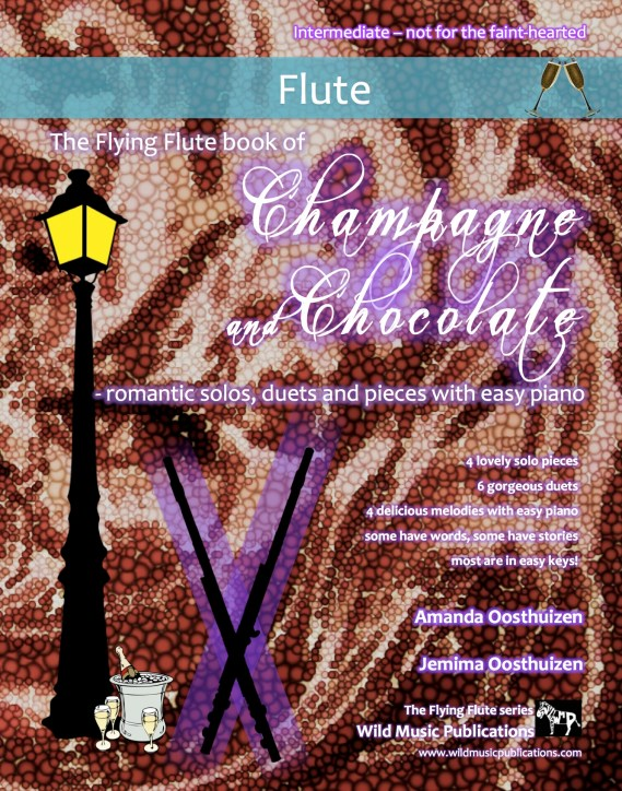 The Flying Flute book of Champagne and Chocolate