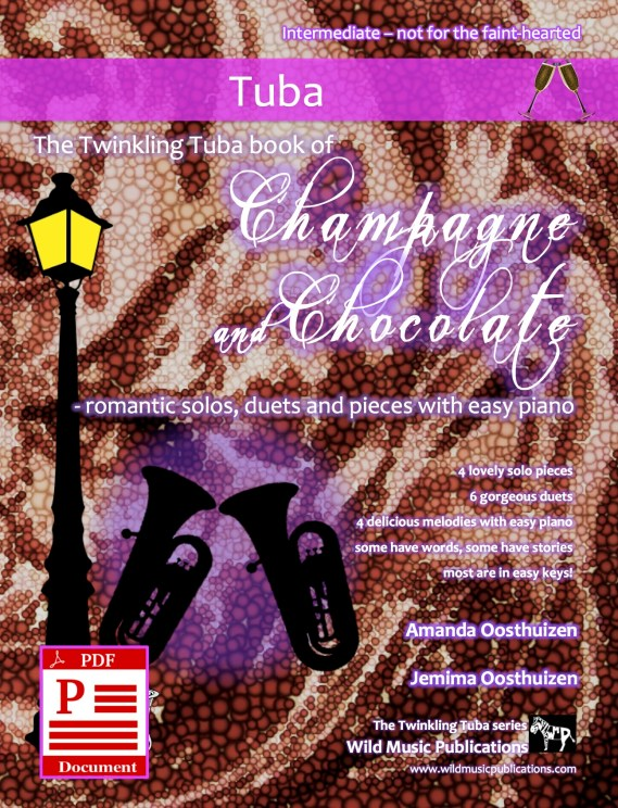 The Twinkling Tuba book of Champagne and Chocolate - Download