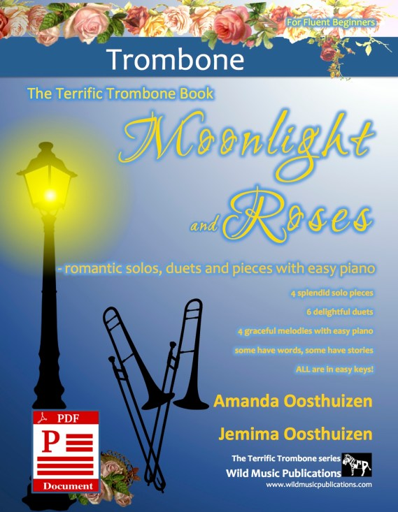 The Terrific Trombone Book of Moonlight and Roses Download