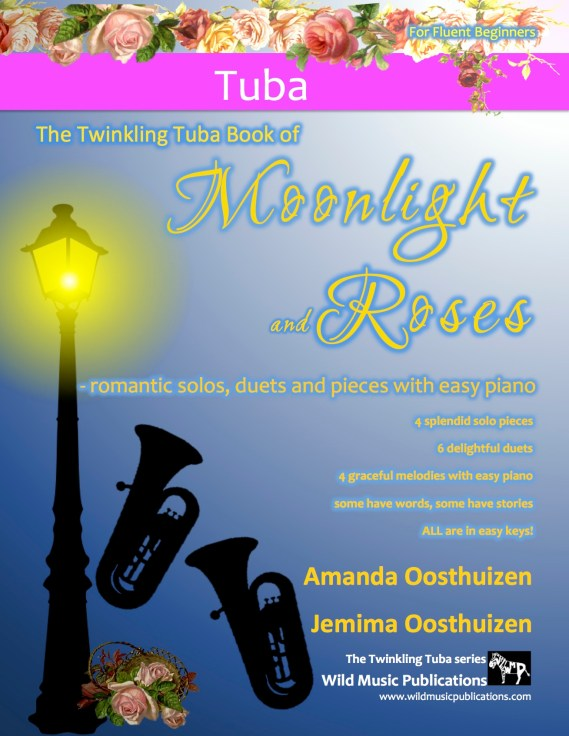 The Twinkling Tuba Book of Moonlight and Roses