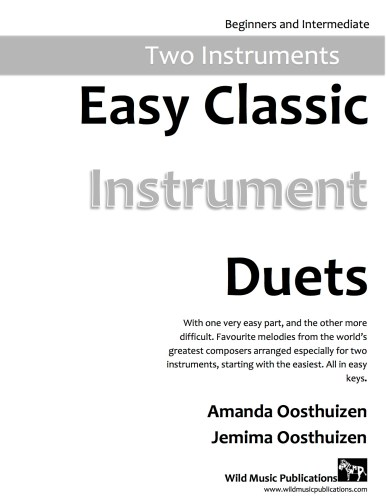 Easy Classic Duets