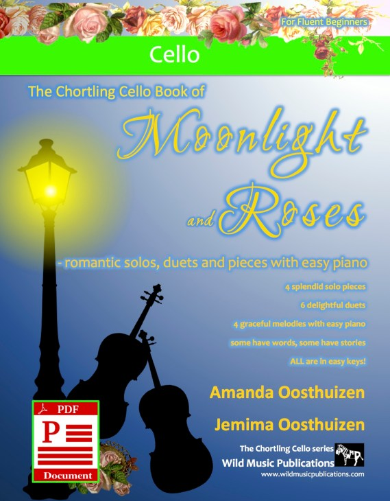 The Chortling Cello Book of Moonlight and Roses Download