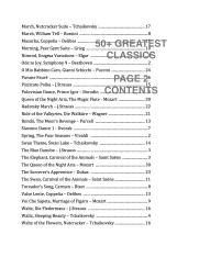 50+ Greatest Classics CONTENTS SAMPLE2