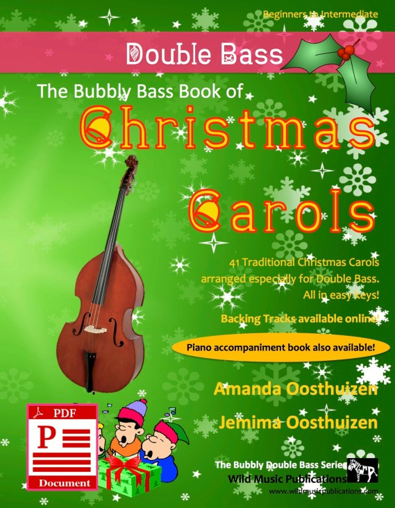The Bubbly Double Bass Book of Christmas Carols - PDF Download
