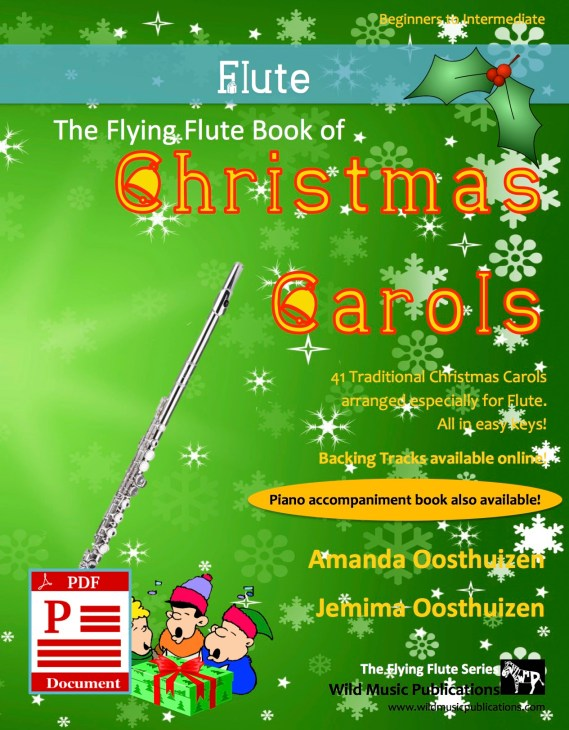 The Flying Flute Book of Christmas Carols Download