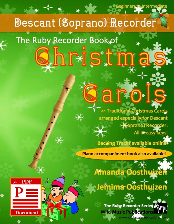 The Ruby Recorder Book of Christmas Carols Download