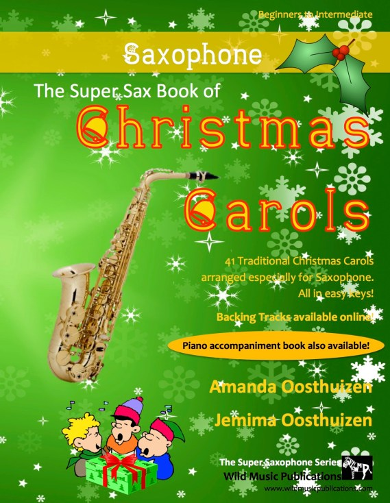 The Super Saxophone Book of Christmas Carols