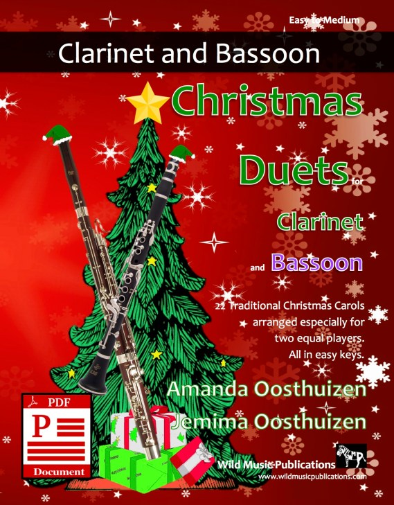 Christmas Duets for Clarinet and Bassoon Download