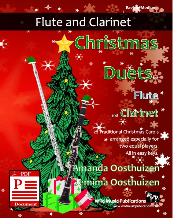 Christmas Duets for Flute and Clarinet Download