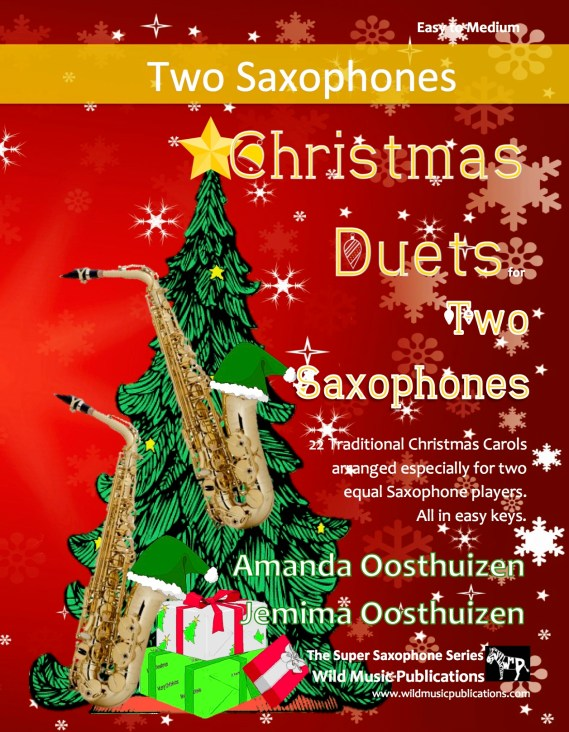 Christmas Duets for Two Saxophones