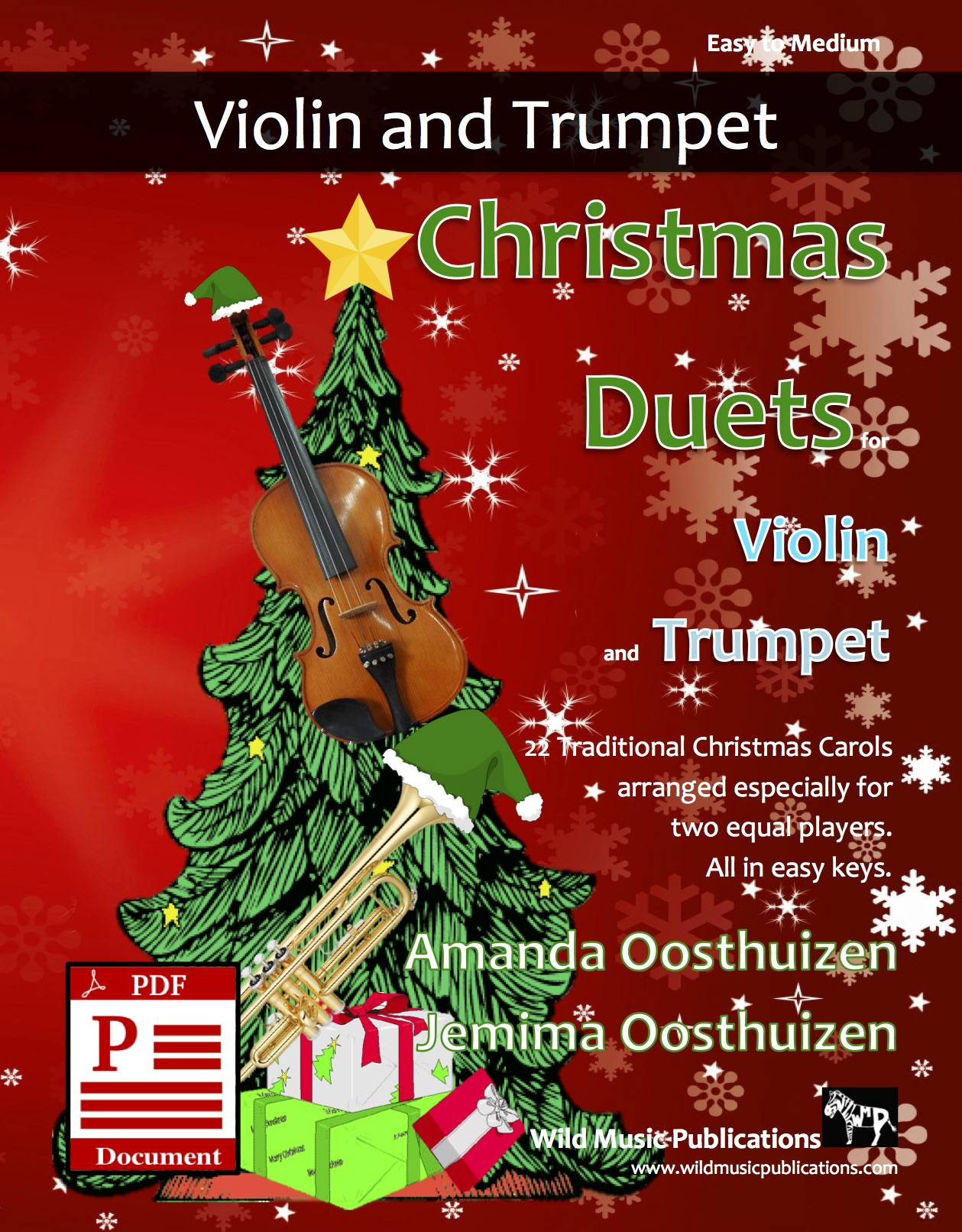 Christmas Violin Duets Pdf.Christmas Duets For Violin And Trumpet Download