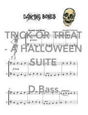 Trick or Treat - A Halloween Suite for Double Bass Web Sample0
