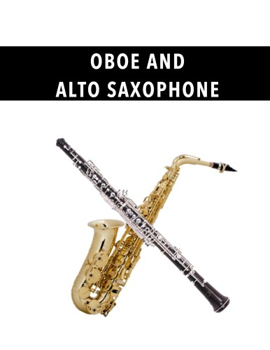 Oboe and Alto Saxophone