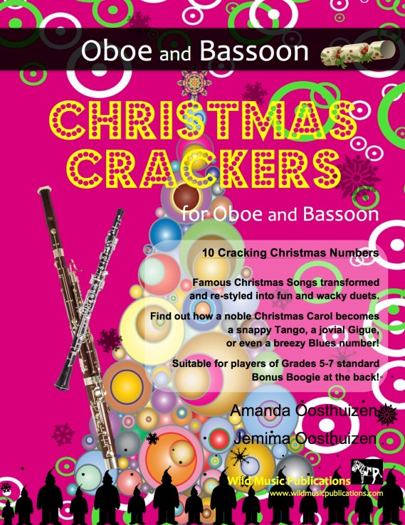 Christmas Crackers for Oboe and Bassoon