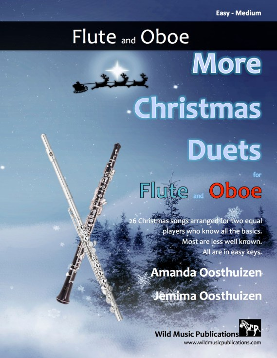 More Christmas Duets for Flute and Oboe