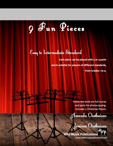 9 Fun Pieces (A Book for Ensembles)