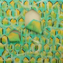Oil on canvas - 2015 50cm x 50cm